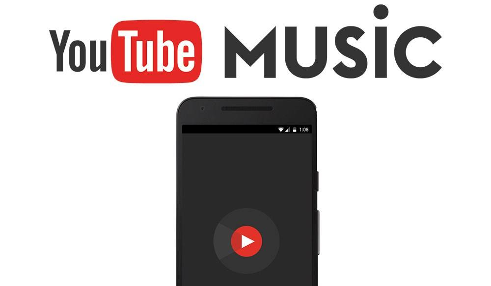 YouTube-Music-App