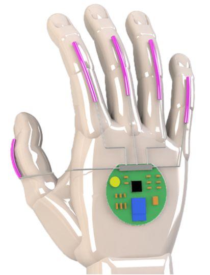 Wearable-Tech Glove