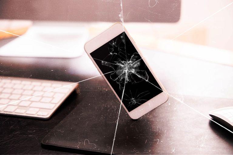 phone cracks