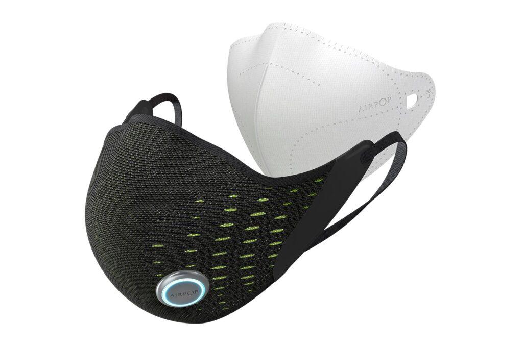 AirPop Smart Mask Active+ with Halo Sensor