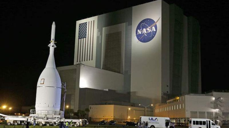 Nasa Orion Test