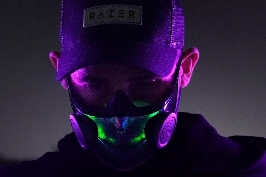 Razer-Project-Hazel-N95-mask