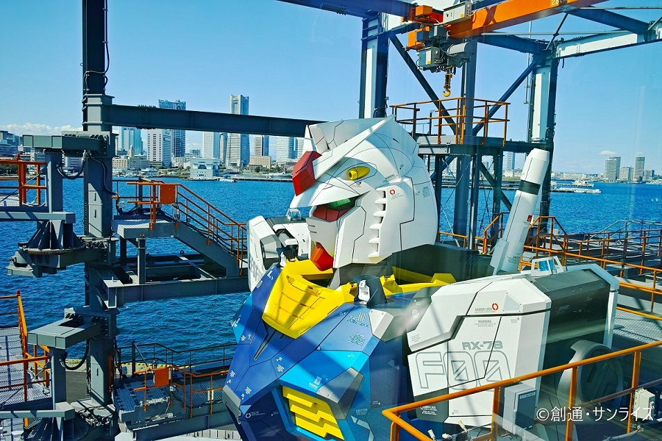 Gundam Front Picture
