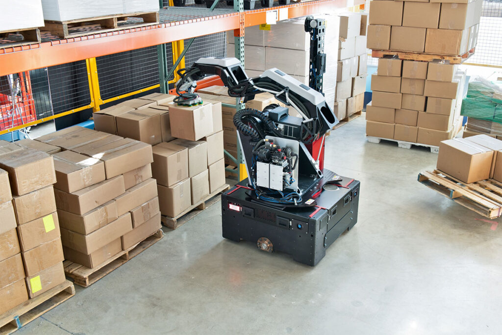 Warehouse Logistics with Automation