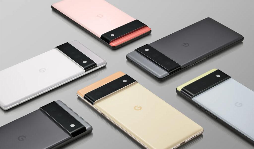 Google Pixel 6 Gallery