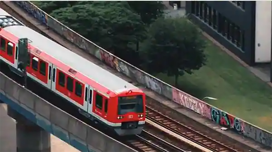 Fully Automated Train Launches in Germany